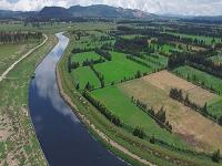 Los millonarios hallazgos en obras por el río Bogotá