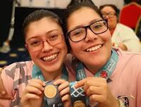 Seis medallas para Soacha en los Juegos Mundiales de Olimpiadas Especiales
