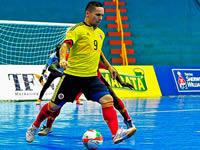 Selección Colombia de Fútbol de Salón juega amistoso en Soacha