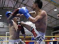 El Kick Boxing coge fuerza en Soacha