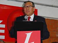 Liberalismo sibateño ratifica a Carlos López como su candidato a la alcaldía