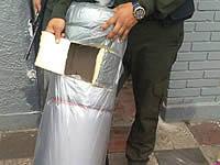 En Sibaté robaban ropa que era camuflada  dentro de  un colchón