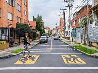 Inició señalización y demarcación de más de mil calles en Bogotá