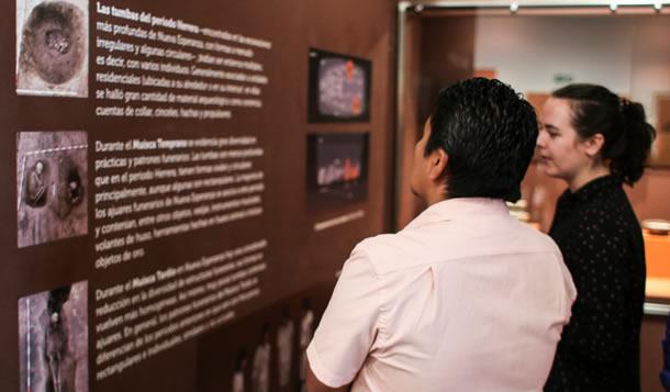 Museo arqueológico de Soacha reabre sus puertas a la comunidad