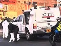 Dos muertos en Autopista Sur de Soacha