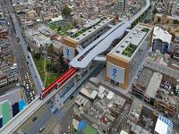Cara a cara entre el metro de Quito y el que se hará en Bogotá
