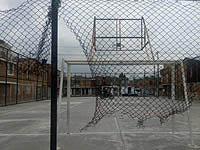 Vergonzoso estado del parque Nuevo Compartir en Soacha