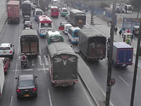 Se suspenderán trabajos en Autopista Sur de Soacha en Semana Santa