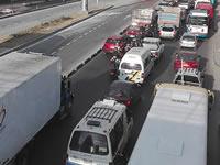 Se espera alta congestión por regreso de viajeros en Autopista Sur de Soacha