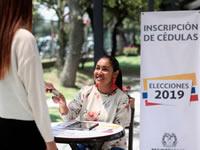 Registraduría abrirá puntos de inscripción de cédulas en  los puestos de votación