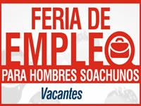 Prepárese para la Feria de empleo en Soacha