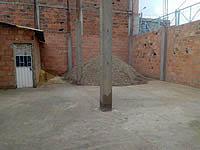 Lucha incansable en un barrio de Soacha para terminar  el salón comunal