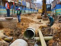 Empresa de Acueducto prepara cortes de agua en Soacha y Bogotá