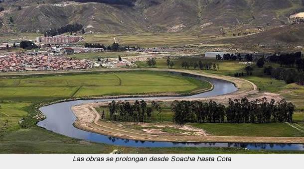 CAR disminuye endeudamiento con Banco Mundial de préstamo para recuperar río Bogotá