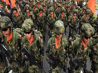 Colombia, el segundo país de Suramérica con más gasto militar