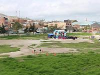 El 'Campo de los Locos' será la esperanza del deporte en Soacha