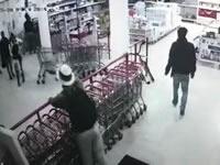 Se dispara  inseguridad en Soacha, tienda D1 es asaltada