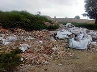 De paraíso natural a basurero municipal