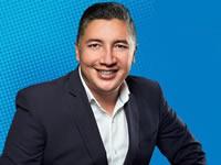 Giovanni Ramírez es el candidato de Cambio Radical a la Alcaldía de Soacha