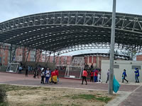 Se inauguró centro cívico deportivo en Soacha
