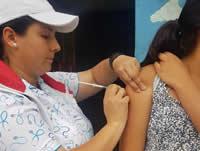 En Soacha vacunan a domicilio  para evitar sarampión y tosferina