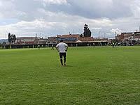Canchas Mendoza, el lugar perfecto para jugar fútbol en Soacha