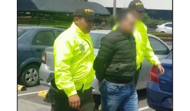 Capturado en Soacha  delincuente que viajaba al lado de un coronel del Ejército