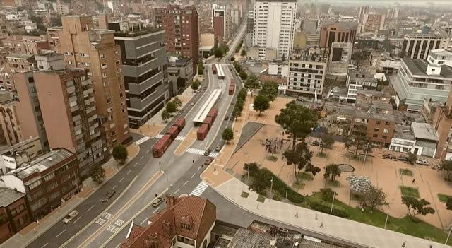 En operación primeras cámaras salvavidas en Bogotá