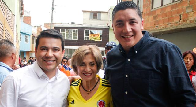 Giovanni Ramírez le apuesta a Nicolás García a la Gobernación de Cundinamarca