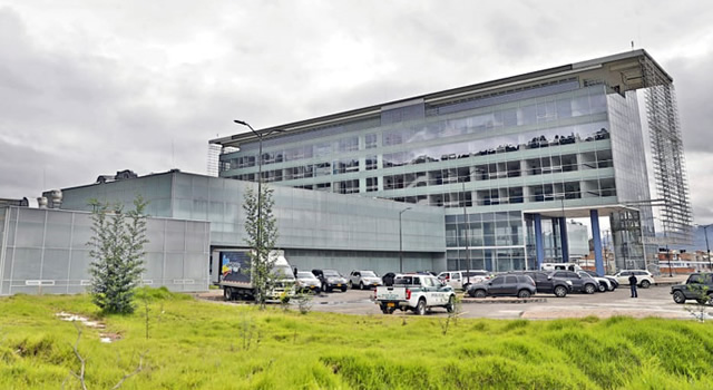 En noviembre próximo abrirá sus puertas el Hospital de Zipaquirá
