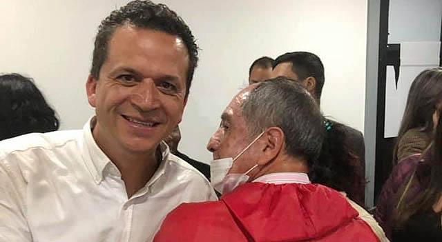 Juan Carlos Saldarriaga, el gerente que busca gobernar a Soacha
