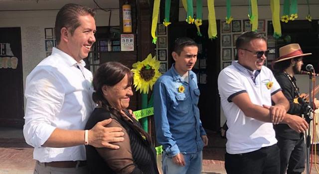 Luis Eduardo Chávez, el concejal Verde que busca la Alcaldía de Soacha