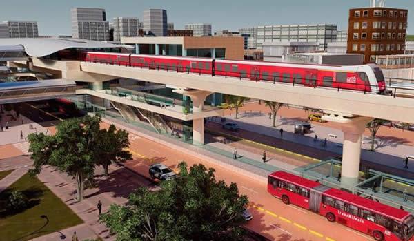 Duque ratifica apoyo al Metro de Bogotá