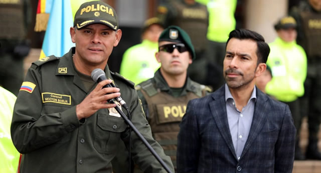 Autoridades anuncian reducción de delitos  en Cundinamarca