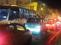 Soacha vivió el peor caos de movilidad en los últimos años