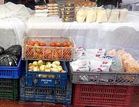 Soacha realizó una nueva jornada  de los mercados campesinos