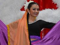 La soachuna que difunde el folclor colombiano en Australia