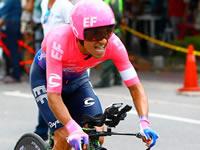 El soachuno  Daniel Martínez se perderá el Tour de Francia