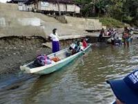 Ocha registra desplazamiento masivo en Litoral del San Juan (Chocó)