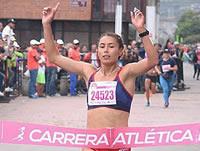 Más de 6 mil participantes en la IX Carrera Atlética de la Mujer en Soacha