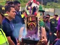 En Soacha se realizó 'Encuentro ètnico cultural del pueblo Pijao'