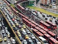 Bogotá es la segunda ciudad  del mundo con mayor caos vehicular