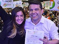 Nicolás García recibe aval del partido de la U