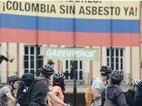 Sibaté celebra la prohibición del asbesto