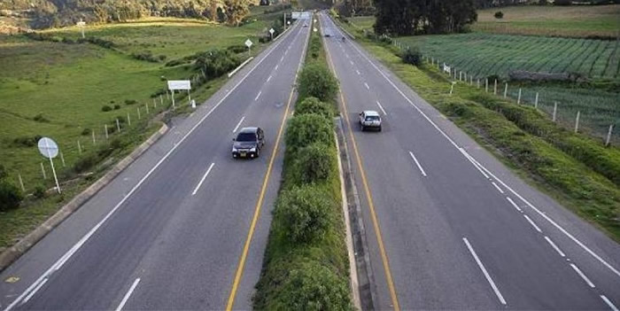 Carretera de Los Andes en Chía estará lista en diciembre de 2020
