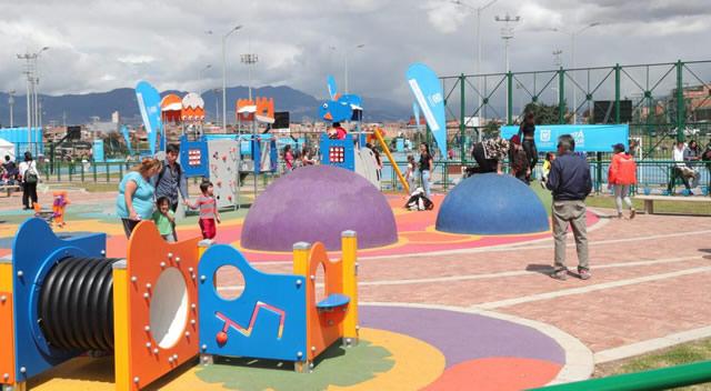 Se inaugura  megaparque Gilma Jiménez en Bogotá