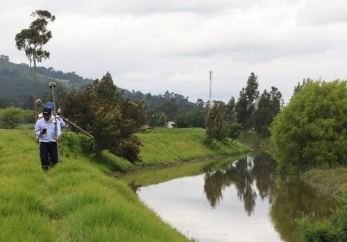 Se proyectan puentes de guadua para el paso del Río Bogotá en Soacha