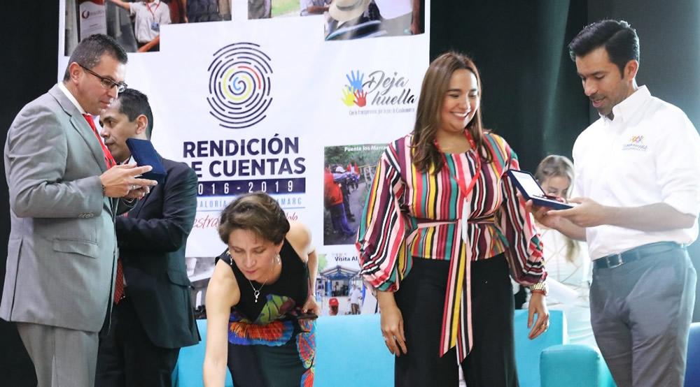 Cundinamarca,  ejemplo en erradicar obras inconclusas y  en sostener la Red Pública Hospitalaria