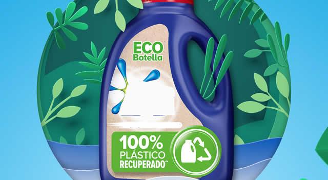 Lanzan primera botella plástica 100% reciclada