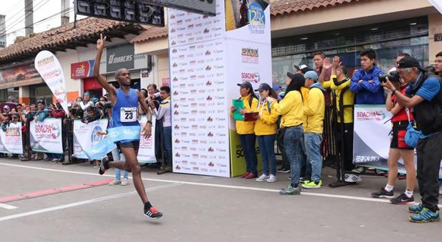 Soacha está lista para la XXVIII Carrera Atlética Internacional 2019